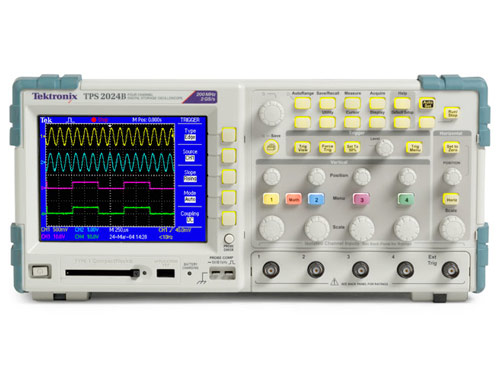 Tektronix TPS2000B Digital Storage Oscilloscope