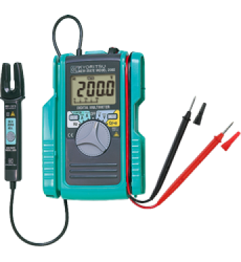 Kyoritsu KEWMATE 2000 Digital Multimeter with AC/DC Clamp Sensor