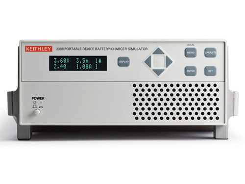 Tektronix - Keithley Series 2300 Battery Simulating DC Power Supplies