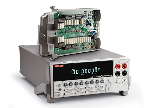 Tektronix - Keithley Series 2790 Airbag and Electrical Device Test System