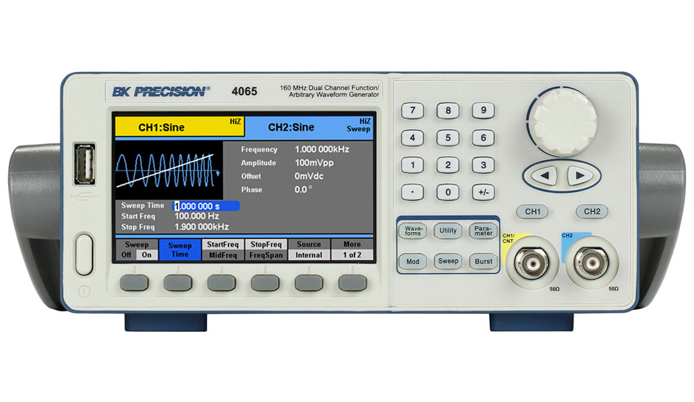 BK Precision 4060 Series Dual Channel Function/Arbitrary Waveform Generators