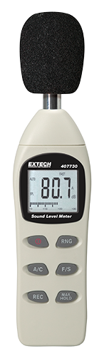 Extech 407730 Digital Sound Level Meter
