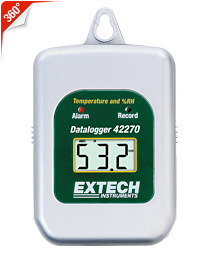 Extech 42270 Temperature/Humidity Datalogger