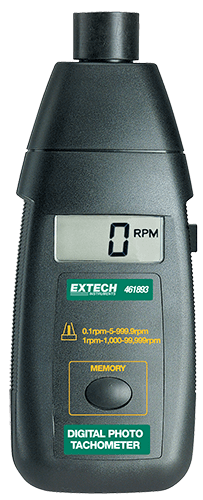 Extech 461893 Photo Tachometer