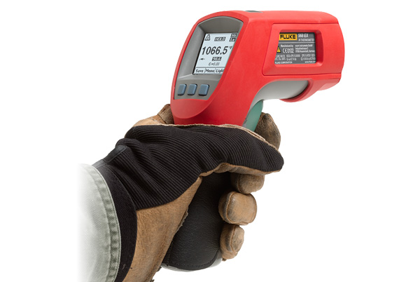 Fluke 568 Ex Intrinsically Safe Infrared Thermometer