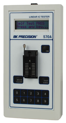 BK Precision 570A Linear IC Tester