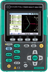 Kyoritsu KEW 6315 Power Quality Analyzer