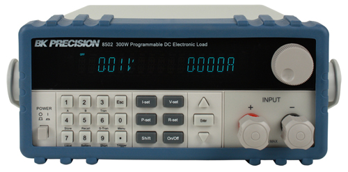 BK Precision 8500 Series Programmable DC Electronic Loads