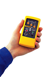 Fluke 9062 Motor and Phase Rotation Indicator