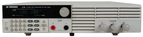 BK Precision 9150 Series Programmable DC Power Supplies