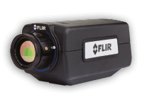 Flir A6604 Thermal Imaging Camera for Continuous Gas Leak Detection