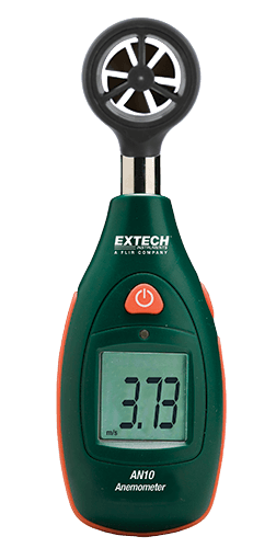 Extech AN10 Pocket Series Anemometer