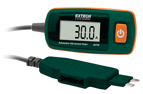 Extech AUT30 30A Current Tester