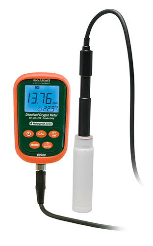 Extech DO700 Portable Dissolved Oxygen Meter
