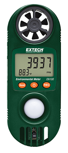 Extech EN100 11-in-1 Environmental Meter