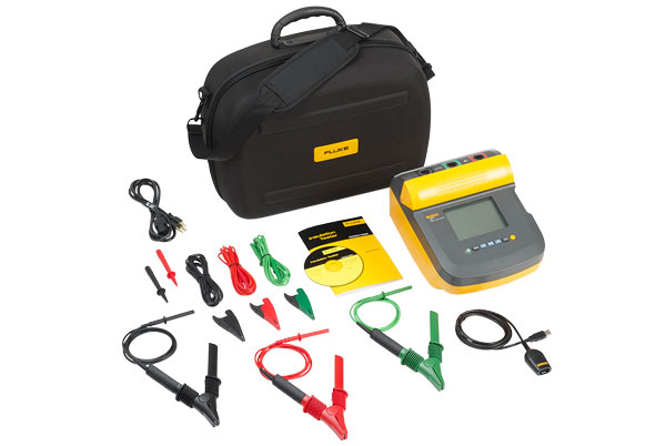 Fluke 1555/Kit 10kV Insulation Tester Kit