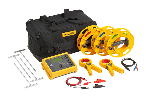Fluke 1623-2 KIT Basic GEO Earth Ground Tester Kit