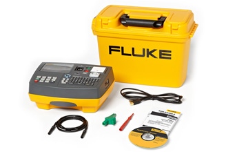 Fluke 6500-2 Kit Portable Appliance Tester Kit