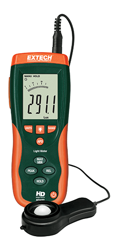 Extech HD400 Heavy Duty Light Meter