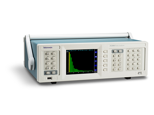 Tektronix PA3000 Power Analyzer