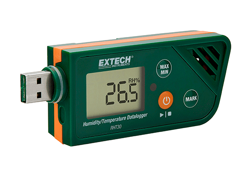 Extech RHT30 USB Humidity/Temperature Datalogger