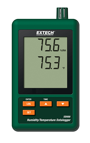 Extech SD500 Humidity/Temperature Datalogger