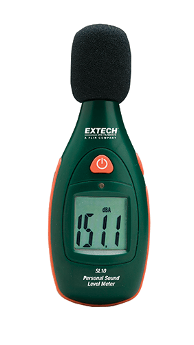 Extech SL10 Pocket Series Sound Meter