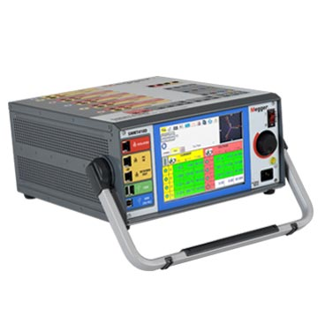 Megger SMRT410D Multi-Phase Relay Test System