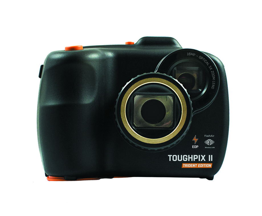 Cordex ToughPIX II TRIDENT EDITION ATEX & IECEx Certified Explosion Proof Digital Camera