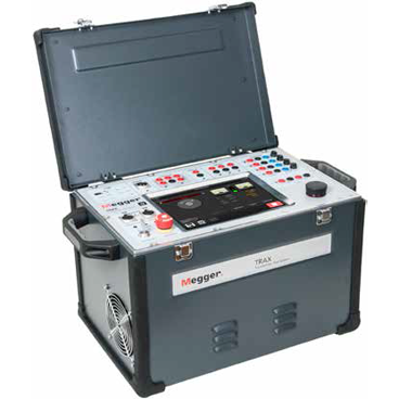 Megger TRAX280,TRAX220 & TRAX219 Multifunction Transformer and Substation Test System