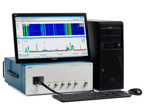 Tektronix RSA7100A Real-Time Spectrum Analyzer