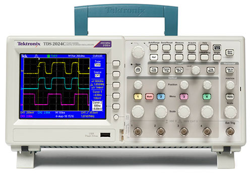 Tektronix TDS2000C Digital Storage Oscilloscope