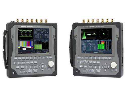 Tektronix WFM2000 Series Waveform Monitor