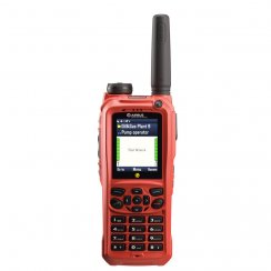 Ecom ETRA THR9 Ex Intrinsically Safe Hand-Held Radio