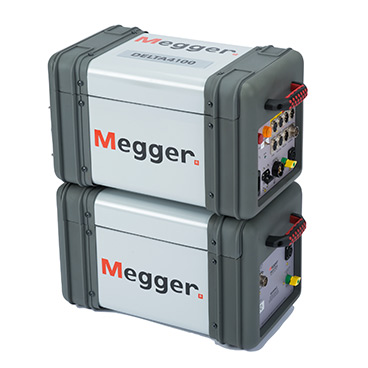 Megger DELTA4000 12 kV Insulation Diagnostic System Series