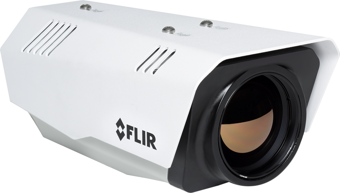 Flir ITS-Series AID Intelligent Thermal Camera for Automatic Incident Detection