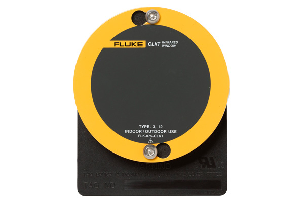 Fluke 100 CLKT IR Window for Outdoor and Indoor Applications
