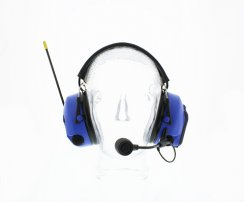 Ecom Lite Com Pro II Intrinsically Safe Headset for Zone 0/20
