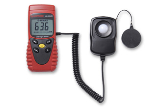 Amprobe LM-200 LED Light Meter