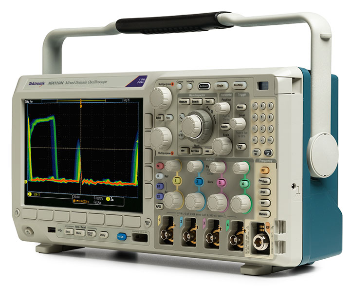 Tektronix MDO3000 Mixed Domain Oscilloscope
