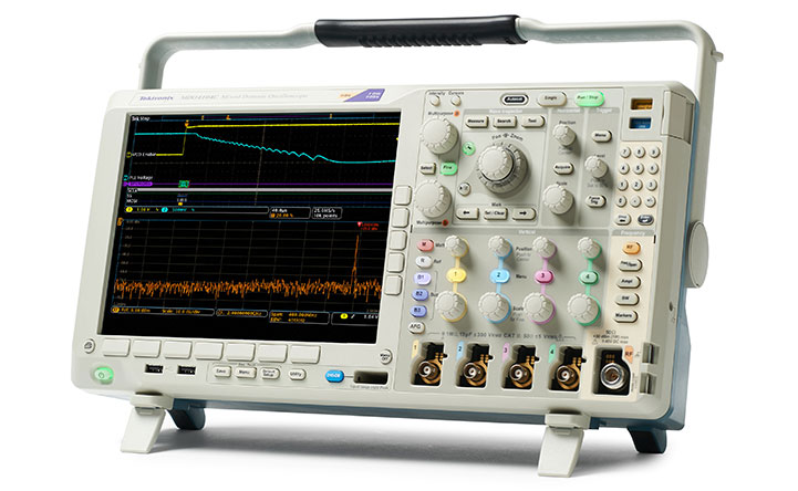 Tektronix MDO4000C Mixed Domain Oscilloscope