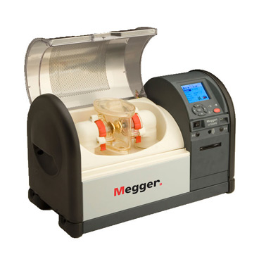Megger OTS80PB and OTS60PB Portable Oil Test Sets