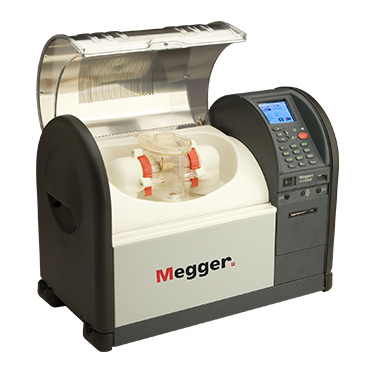 Megger OTS100AF, OTS80AF and OTS Laboratory Oil Testers