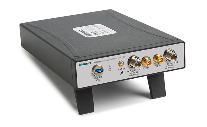 Tektronix RSA600 Series Real Time Spectrum Analyzers