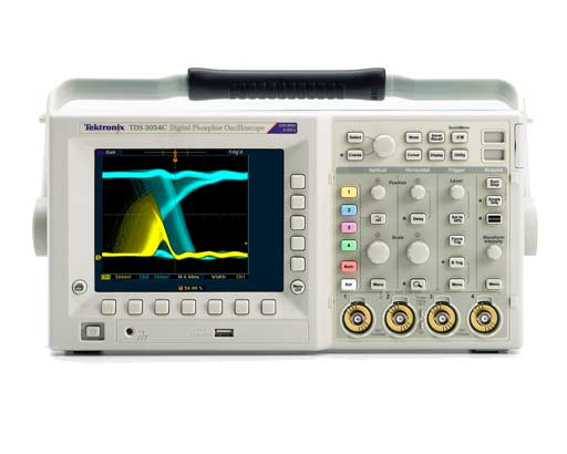 Tektronix TDS3000C Digital Phosphor Oscilloscope