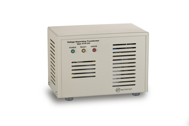 MeterTest VTS High-Precision Voltage Separating Transformer