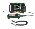 Extech HDV640W HD VideoScope Kit with Wireless Handset/Articulating Probe