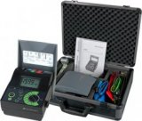 Gossen Metrawatt GEOHM 5 Battery Powered Earth Tester