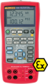Ecom - Fluke 725Ex Intrinsically Safe Calibrator