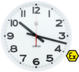 Ecom Ex-Time 40 Intrinsically Safe Wall Clock